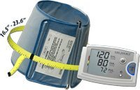 Cheap Xlarge Arms Automatic Blood Pressure Monitor (UHS-AEUA789AC)