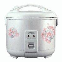 Tiger America 10 C. Elec Rice Cooker/Food St ( Jnp-1800 )