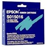 Epson - Printer fabric ribbon - 1 x black - 2 million characters