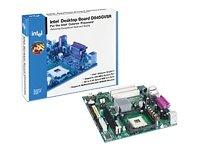 Intel MATX MBD P4 S478 VID SND DDR  BOXD845GVSRLB0000DG4WP