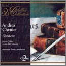 echange, troc  - Giordano : Andrea Chenier. Votto, Callas, Del Monaco