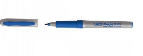 BIC 8290811 Marqueur Bleu, Gris