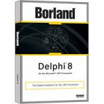 Borland Delphi 8 for the Microsoft .NET Framework, Enterprise – New User