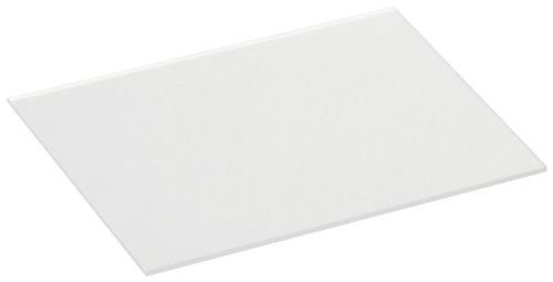 Corning 2947-75X50 Soda Lime Glass Plain Microscope Slide, 75Mm Length X 50Mm Width X 0.90-1.10Mm Thick (10 Boxes Of Approx. 72 Each)