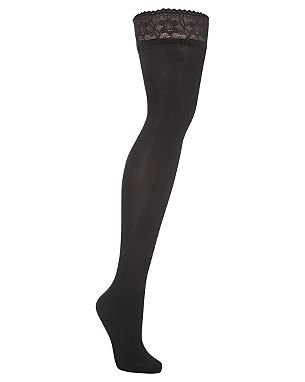 black-hold-ups-lace-top-supersoft-with-lycra-70-denier-with-silicon-bands