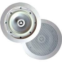 Pyle Home Pwrc81 8-Inch Weather Proof 2-Way In-Ceiling / In-Wall Stereo Speakers (Pair)
