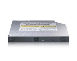 Samsung Slim 8X DVD+/-RW Internal Drive SN-S083C/BEBE (Black)