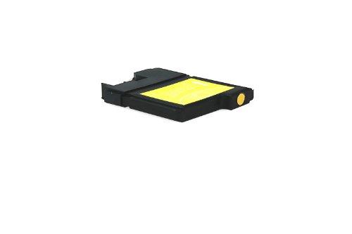 Kompatibel für Brother MFC-795 CW Tinte Yellow - LC-1100Y - Inhalt: 20 ml