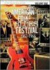 アメリカン・フォーク・ブルース・フェスティヴァル 1962-1966 Vol.1 [DVD]