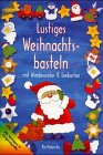 Window-Color-Vorlage: Lustiges Weihnachtsbasteln mit Windowcolor & Tonkarton