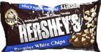 HERSHEY\'S Premier White Chips (12-Ounce Bags, Pack of 12)