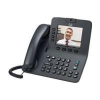 Cisco CP-8945-K9 8945 Unified IP Phone Phantom (Grey)