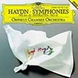 "Symphonies 60 ""Il Distratto"" & 91"