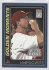 2001 Topps Opening Day #155 Mark McGwire NM/M (Near Mint/Mint)