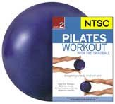 Pilates Workout with the Triadball Level 2 DVD Kit