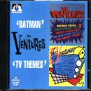 The Ventures Play The Batman Theme/TV Themes [2 On 1]