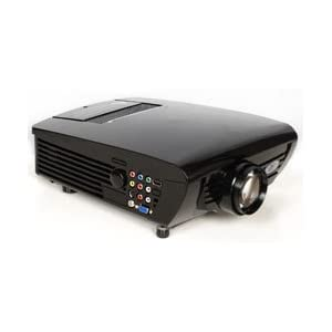 Advanced HD Port ready LCD Projector,