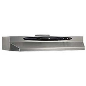 Broan Qt242Ss Under Cabinet Range Hood, Stainless Steel, 42-Inch