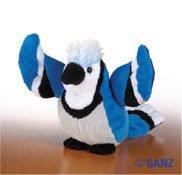 Webkinz Ganz Lil'kinz Bluejay August 2008 Brand New Release Hs-504