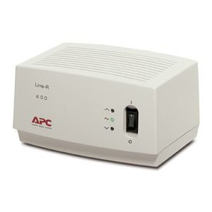 APC LE600 Line-R 600VA Automatic Voltage Regulator