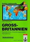 Grossbritannien: Raumstrukturen, Entw...