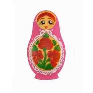Russian Doll 8GB USB Flash Memory Drive PINK from EASYWORLD