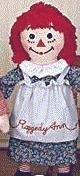"36"" Raggedy Ann By Applause"