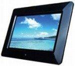 【Amazonの商品情報へ】KEIAN 7インチデジタルフォトフレーム ブラック KDPF07022B-BK