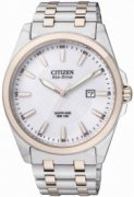 Citizen Men's Sapphire Glass WR100 Eco-Drive Watch BM7106-52A