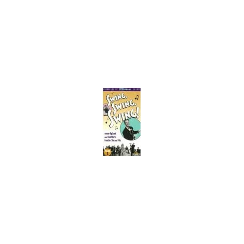 Swing Best of Big Bands 2 [VHS] Dorsey Brothers, Nat King