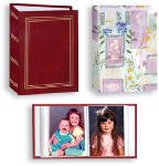 Pioneer Photo A4 100 Deluxe Mini MaxAlbum Holds 100 4x6-Inch Photos - Quantity 24