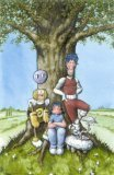 Akiko Pocket-Size Volume 4: The Story Tree (Akiko (Graphic Novels)) (v. 4) (Akiko (Sirius))