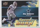 Roy Williams WR Dallas Cowboys (Football Card) 2009 Upper Deck First Edition Speed to... by Upper+Deck+First+Edition