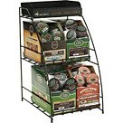 Keurig® K-cup® Rack; Holds 4-boxes