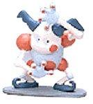 "Takaratomy Mr. Mime (MC-72): Pokemon Monster Collection 2"" Mini Figure - 1"