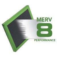 EnviroGREEN 8 Pleat MERV 8 Washable filter