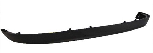 02-08 DODGE PICKUP (NEW STYLE) RAM 1500 / 03-09 RAM 2500 3500 (FOR STEEL BUMPER USE ONLY, NOT FOR SPORT/ SRT-10) FRONT LOWER AIR DAM BLACK (2008 Dodge Ram Bumper compare prices)