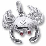 Rembrandt Charms Crab Charm