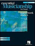 Essential Musicianship for Band Masterwork Studies-ALTO SAXOPHONE (ALTO SAXOPHONE)