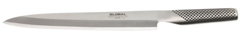 Global G-11L - 10 inch, 25cm Left-Handed Yanagi Sashimi Knife