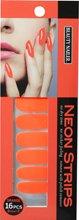 ビューティーネイラー ネオン ストリップス NEONー2 オレンジ