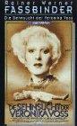 Die Sehnsucht der Veronika Voss [VHS]