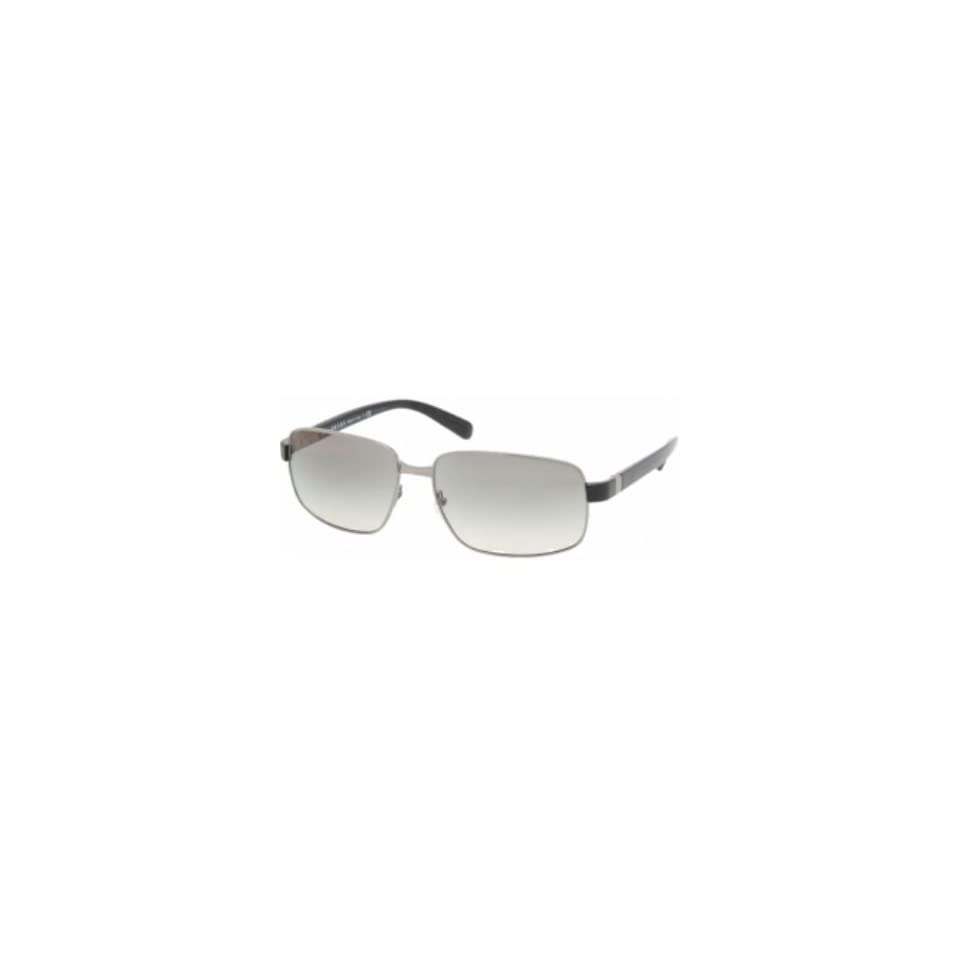 4fe8893959383 Prada Spr52n Gunmetal Crystal Gray Gradient Sunglasses on PopScreen