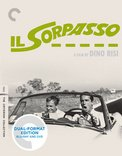 Il Sorpasso (Criterion Collection) (Blu-ray + DVD)