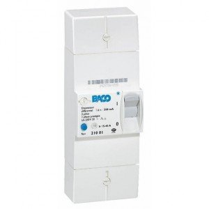 Legrand LEG21015 Connection Circuit Breaker EDF Baco Differential 500 mA Selective 4 P 60 A