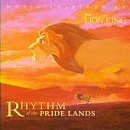 Rhythm of the Pride Lands: Music Inspired by Disney's The Lion King