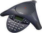 Polycom SoundStation IP 3000 Corded Voice Over IP Conference Phone