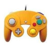 GameCube Controller- Spice (Orange)