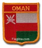 Oman - Country Shield Patches - Buy Oman - Country Shield Patches - Purchase Oman - Country Shield Patches (Flagline.com, Home & Garden,Categories,Patio Lawn & Garden,Outdoor Decor,Banners & Flags)