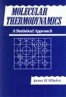 img - for Molecular Thermodynamics: A Statistical Approach book / textbook / text book